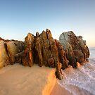 Sunrise Folds by Christopher Meder