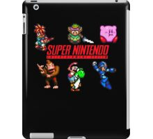 Super Nintendo iPad Case/Skin