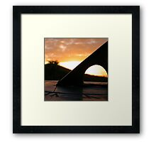 Hours Framed Print