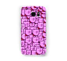 Kirby WTF !!! Samsung Galaxy Case/Skin