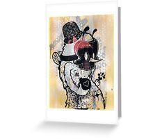 SpyGuy Print 12 Greeting Card