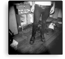 Legs 11 Metal Print
