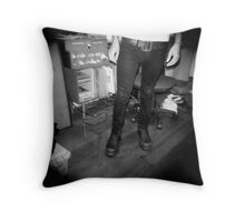 Legs 11 Throw Pillow