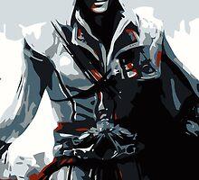 Assassin's Creed II Ezio by MillsLayne