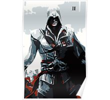 Assassin's Creed II Ezio Poster
