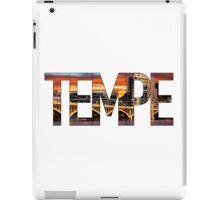 Tempe Town Lake iPad Case/Skin