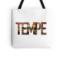 Tempe Town Lake Tote Bag
