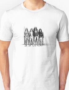 New York Punk Rock  T-Shirt