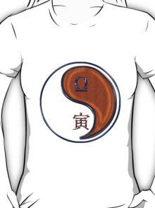 Libra & Tiger Yang Wood T-Shirt