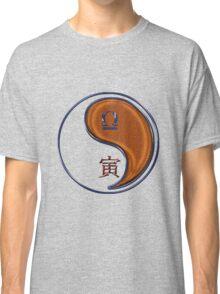 Libra & Tiger Yang Wood Classic T-Shirt