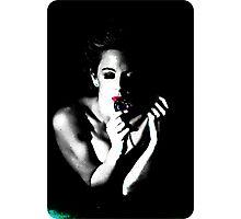 dark love Photographic Print