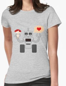 The Robot Who Loved T-Shirt