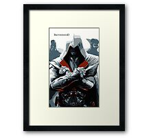 Assassin's Creed Brotherhood Ezio Framed Print