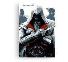Assassin's Creed Brotherhood Ezio Canvas Print