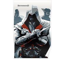 Assassin's Creed Brotherhood Ezio Poster