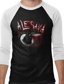 Alesana Nevermore Men's Baseball ¾ T-Shirt