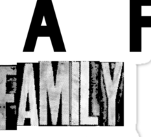 Orphan Black - Just One. I'm A Few. No Family Too. Who Am I? Sticker
