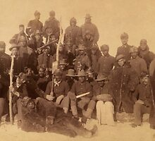 Buffalo soldiers1 by anibubble