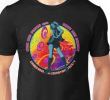 KICK ASS FLICKS with BADD ASS CHICKS 3 Unisex T-Shirt