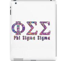 Phi Sigma Sigma iPad Case/Skin
