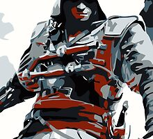 Assassin's Creed IV Black Flag Edward Kenway by MillsLayne