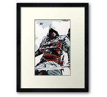 Assassin's Creed IV Black Flag Edward Kenway Framed Print