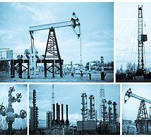 Oil industry. by bashta