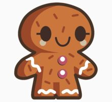 Gingerbread Kid by tshirtdesign