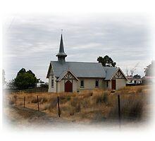 St George Anglian Church Parattah Tasmania 1903 by PaulWJewell