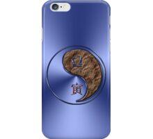 Libra & Tiger Yang Earth iPhone Case/Skin