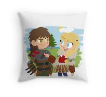 Still Think That's Funny? Throw Pillow