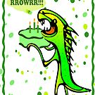 Happy Birthday RRROWRRR! by elledeegee