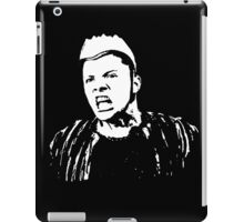 Griff Tannen Back To The Future T Shirt iPad Case/Skin