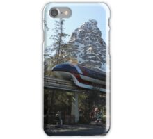 Take a ride on the Monorail iPhone Case/Skin