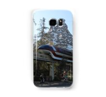 Take a ride on the Monorail Samsung Galaxy Case/Skin