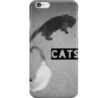 Cats iPhone Case/Skin