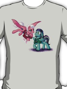 Mad T Ponies - Mally and Thackery T-Shirt