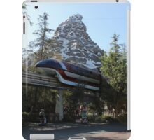 Take a ride on the Monorail iPad Case/Skin