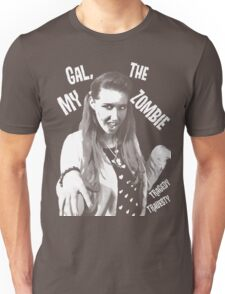My Gal, the Zombie- Horror Host Punk Unisex T-Shirt