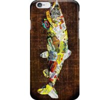 Fish and Bourbon Please iPhone Case/Skin