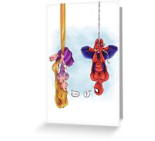 Fancy Meeting You Greeting Card