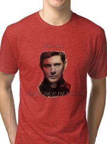 "Dean – ""Demons"" Tri-blend T-Shirt"