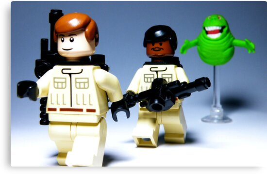 Ghostbusters by smokebelch