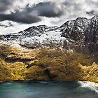 Snowdonia VI by Andrew Briggs