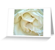 Truth and innocence Greeting Card