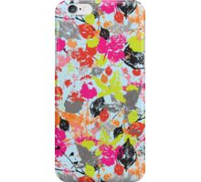 Neon Wilderness iPhone Case/Skin