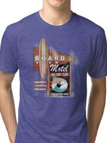 board room motel Tri-blend T-Shirt