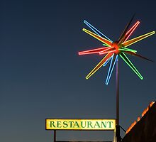 El Comedor Restaurant, NM Route 66, Moriarty by TheBlindHog