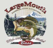 largemouth hookem by redboy