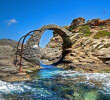 Bridge over troubled waters by StamatisGR